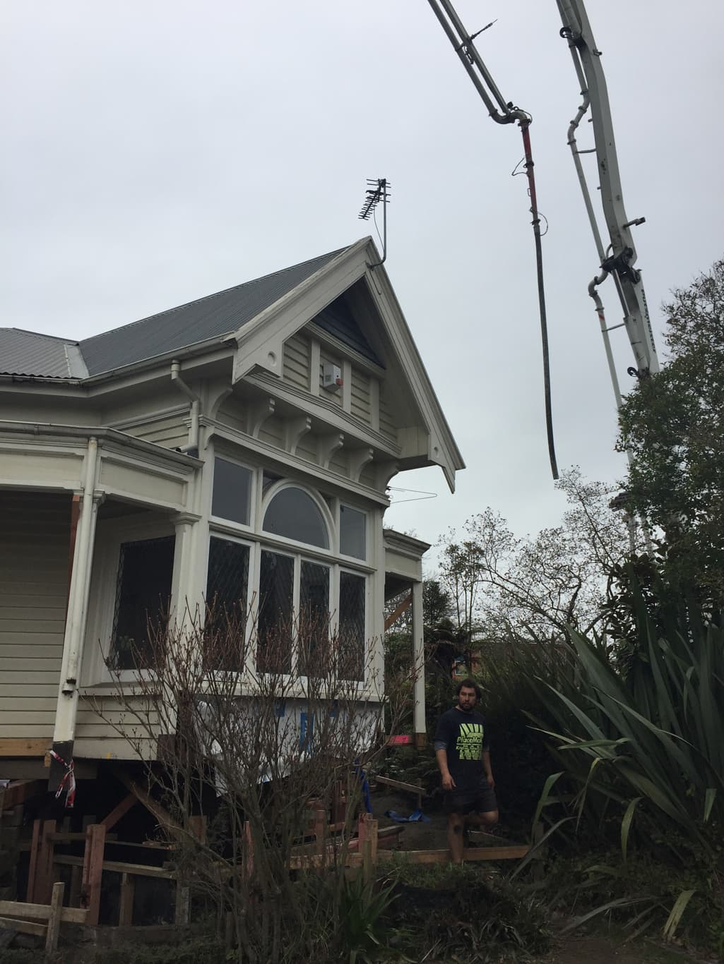Heritage House Relevellers' foundation replacement service in Canterbury