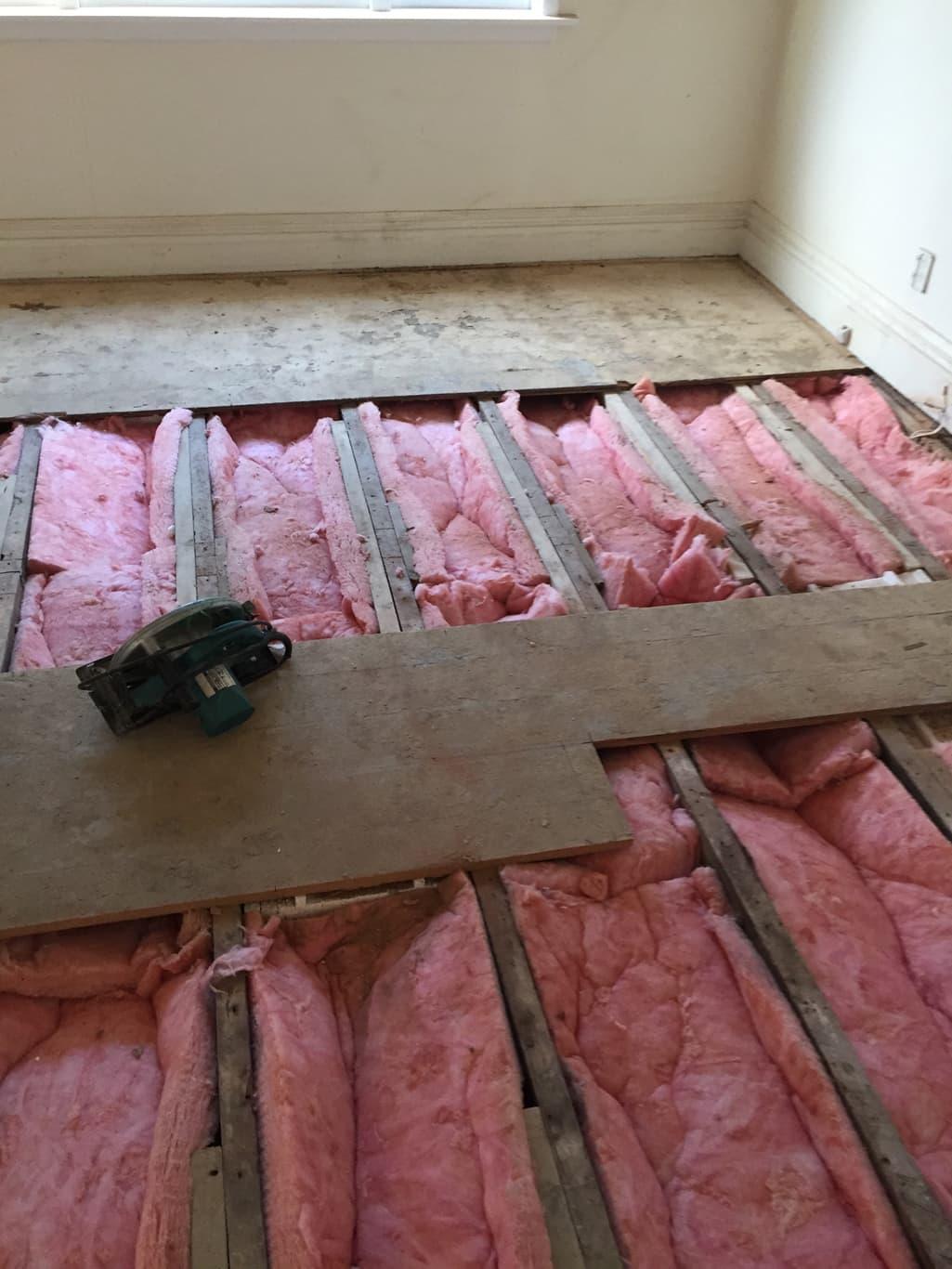 Underfloor insulation installation service in Christchurch