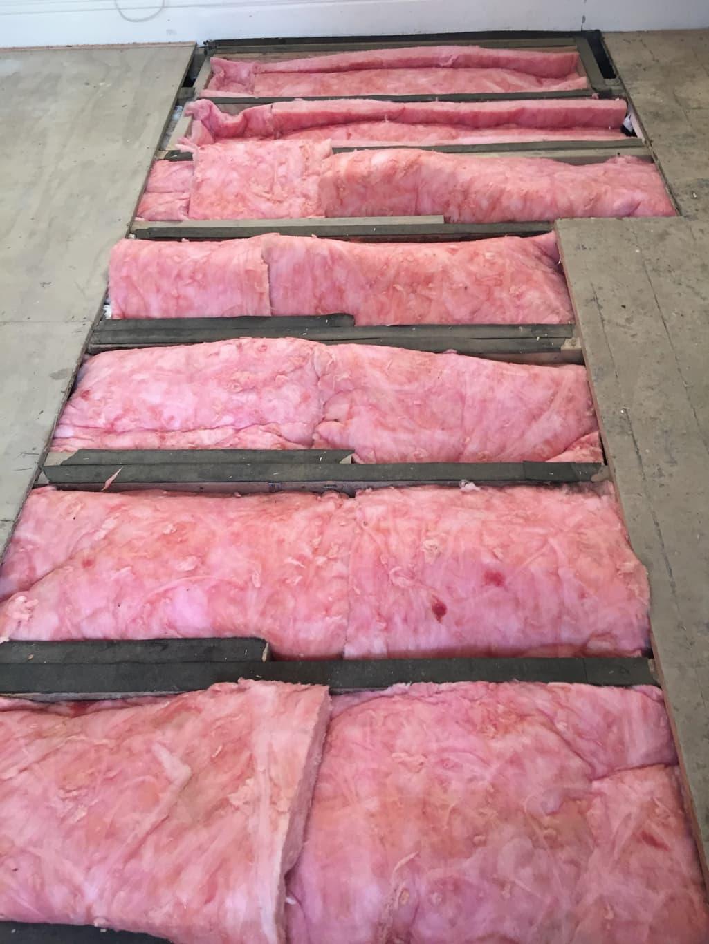 Underfloor insulation installation service in North Canterbury