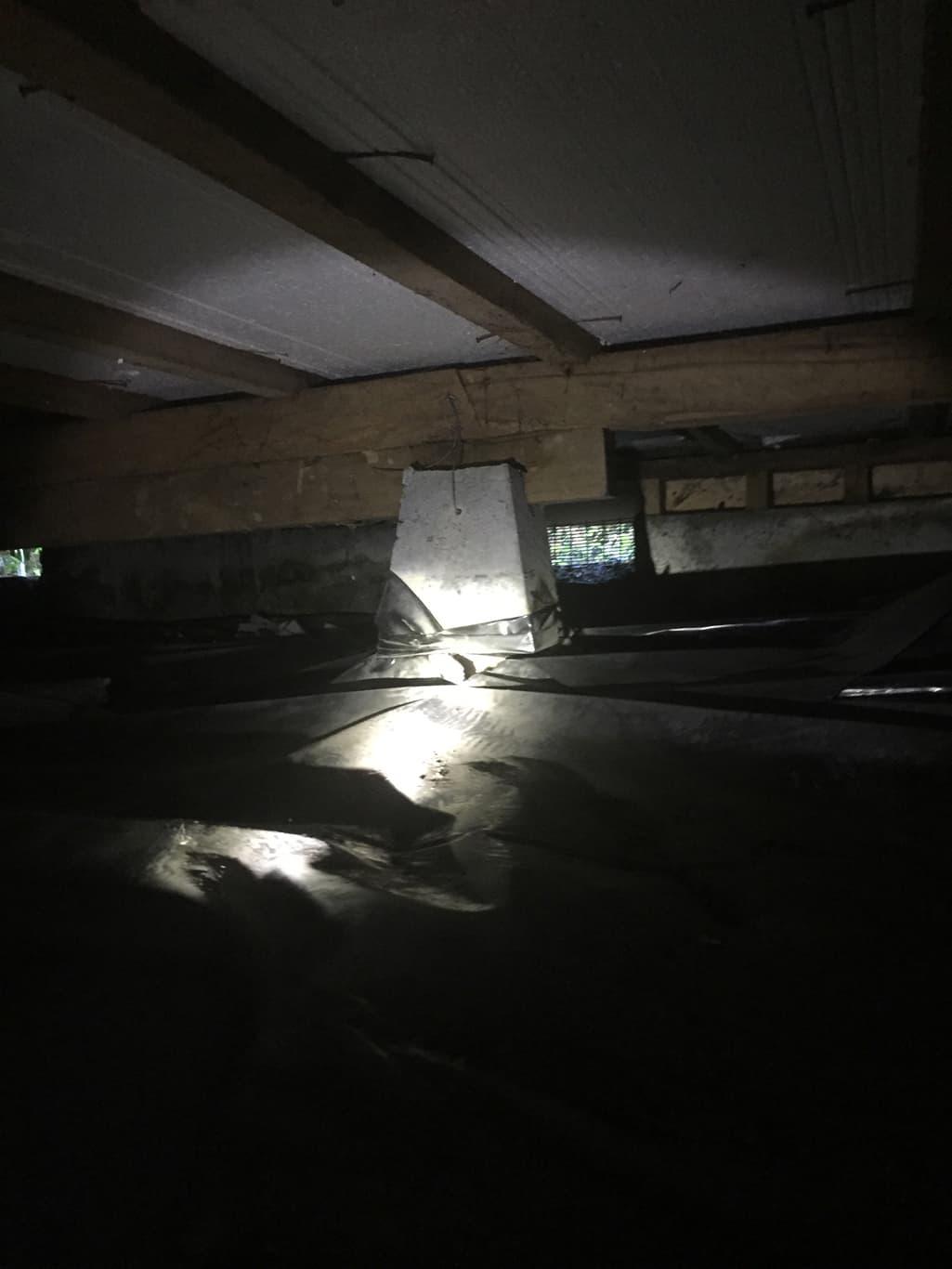 Underfloor insulation installation service in Canterbury