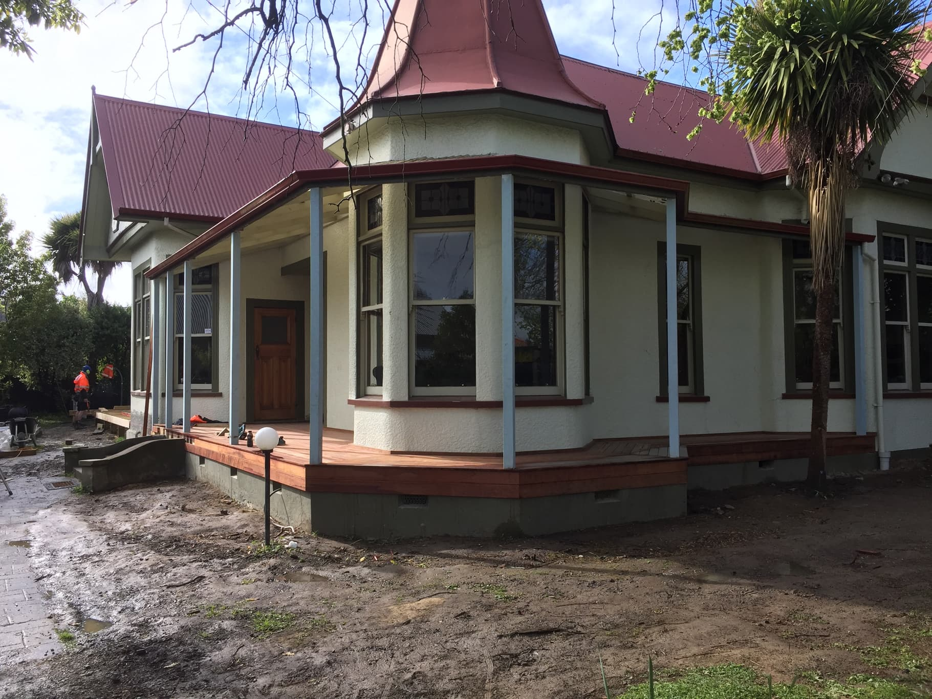 Experienced house relevelling service in Christchurch, Canterbury