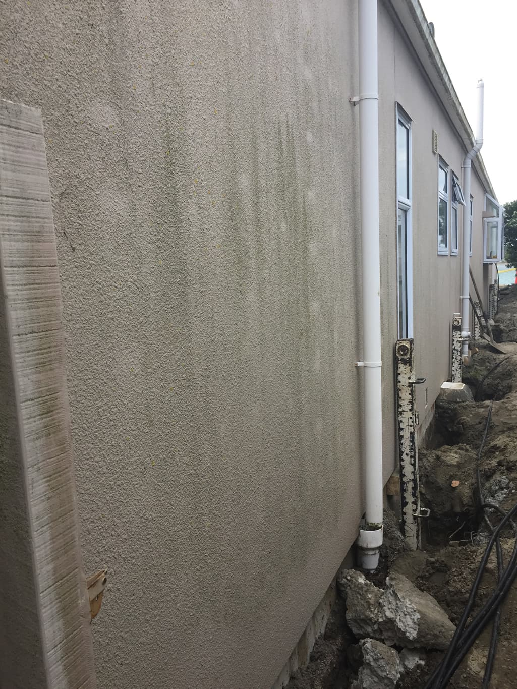 Heritage House Relevellers' cracked foundation repair service in Canterbury