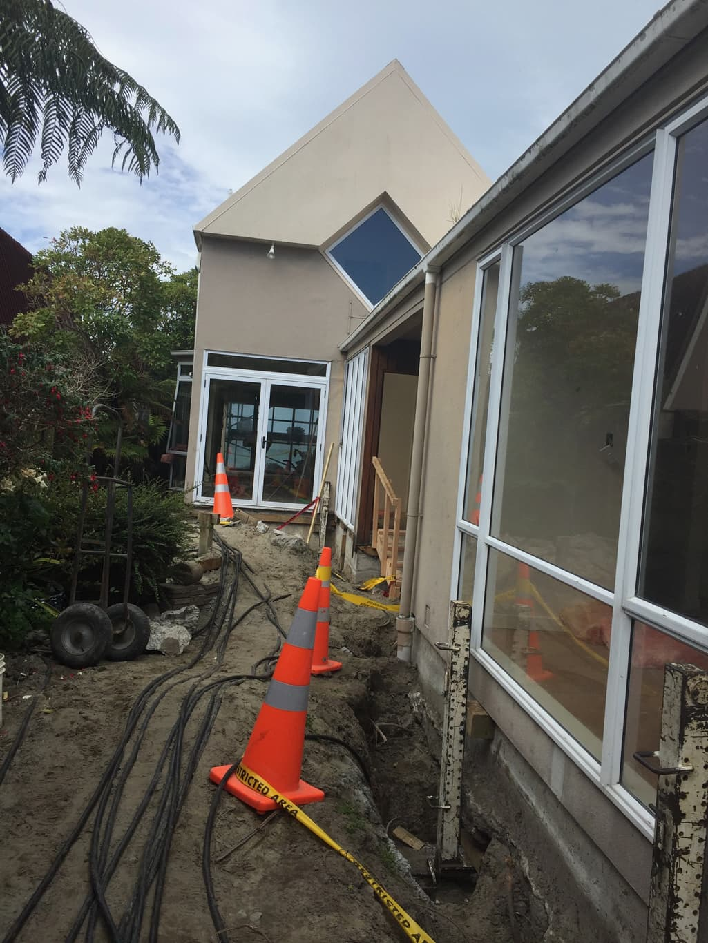 Skilled Slab lifting service in Christchurch