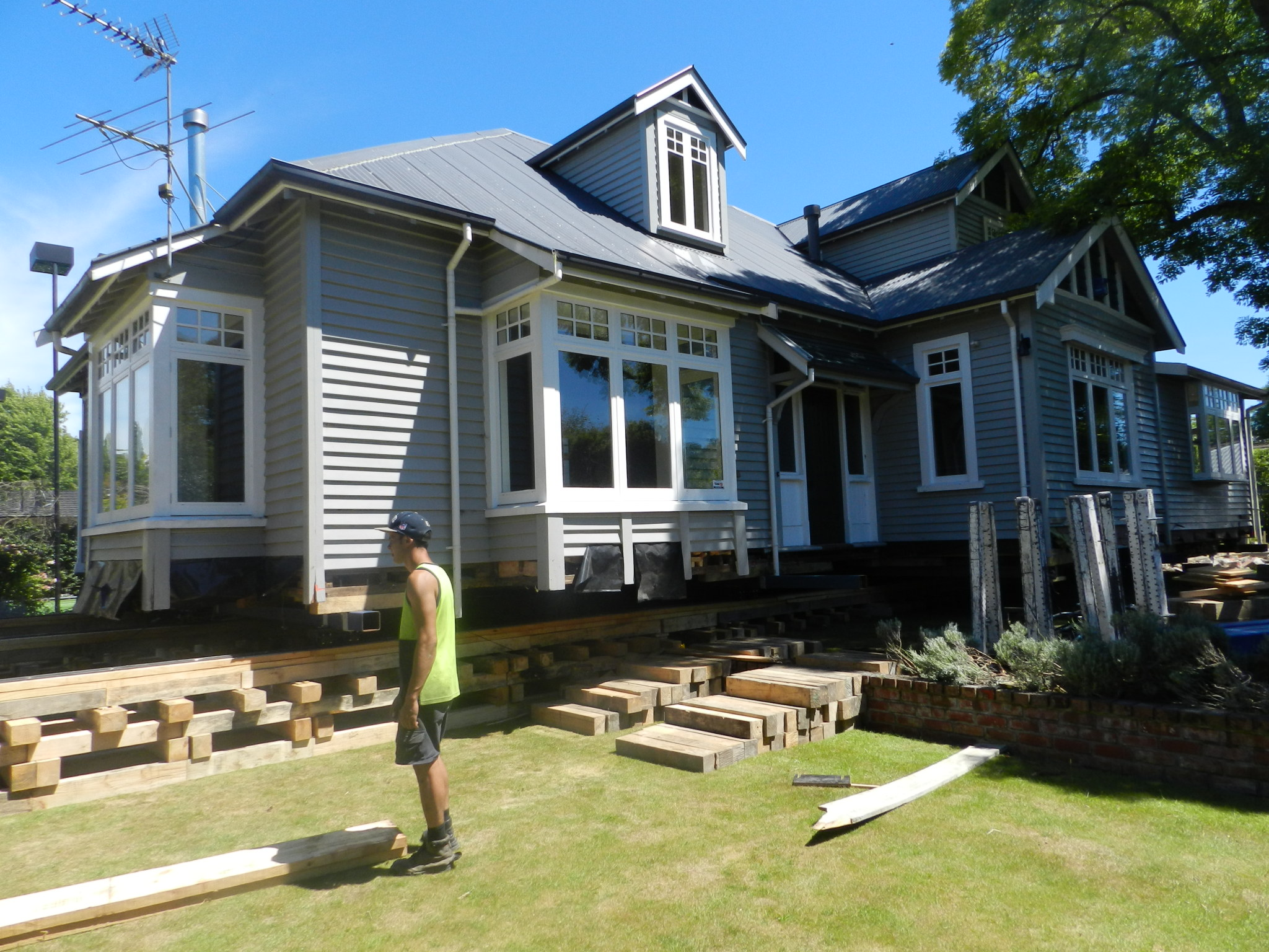 House rolling service in North Canterbury