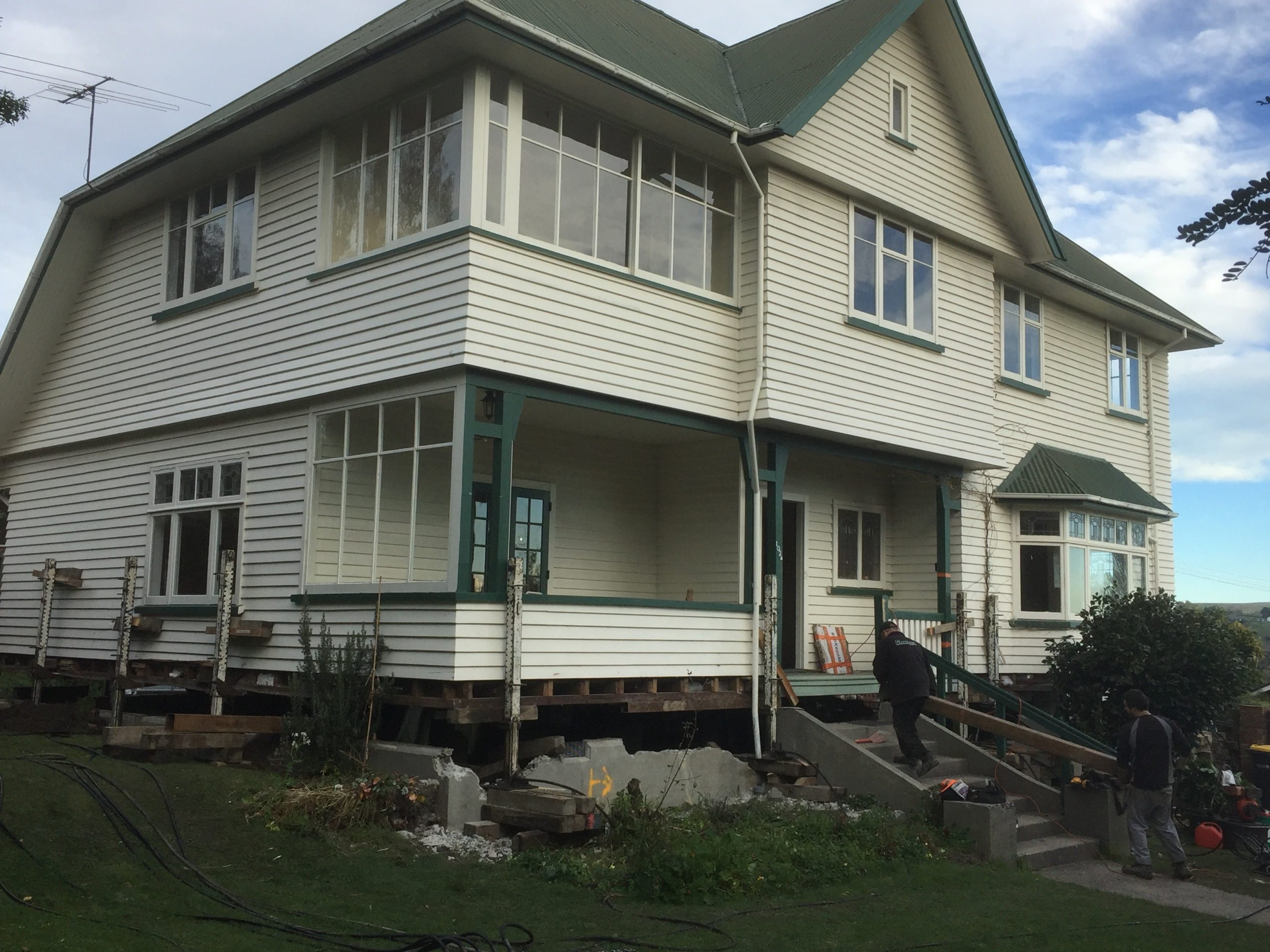 House relevelling service in Christchurch